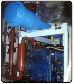 Industrial Refrigeration-Ammonia Compressors-Refrigeration