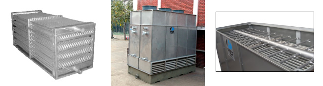 Evaporation Condensation Evaporative Condensers